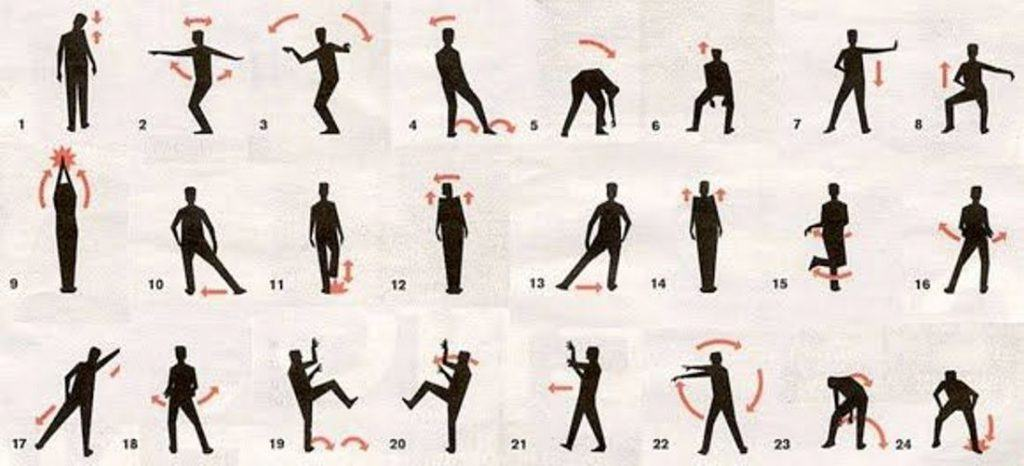 How to Dance to Michael Jackson's Thriller « Dance Trends ...