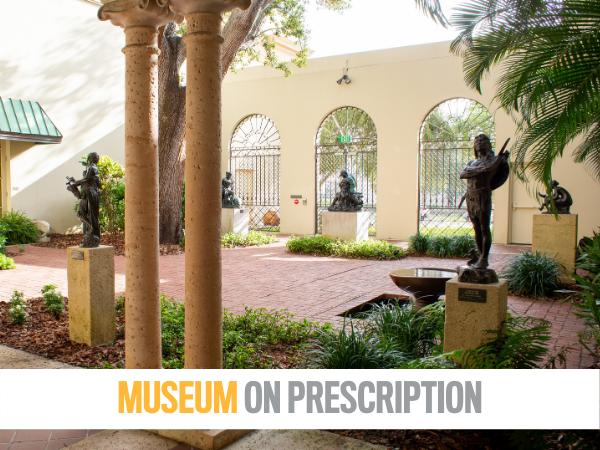 Museum on Prescription at the MFA
